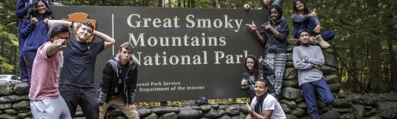 The Great Smokey Mountains National Park